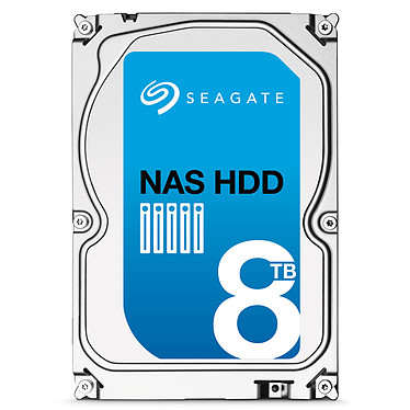 Seagate NAS HDD 8 To