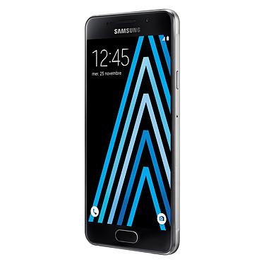 Avis Samsung Galaxy A3 2016 Noir + Blackbird HD