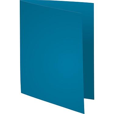 Exacompta Chemises Forever 170g Bleu foncé x 100