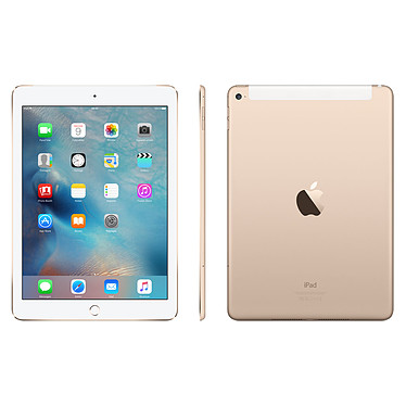Avis Apple iPad Air 2 16 Go Wi-Fi + Cellular Or