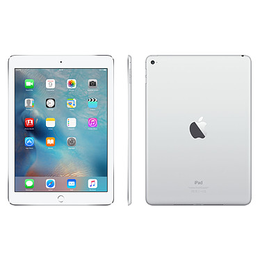Avis Apple iPad Air 2 64 Go Wi-Fi Argent