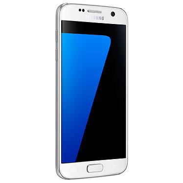 "Samsung Galaxy S7 SM-G930F Blanc 32 Go Smartphone 4G-LTE Advanced IP68 - Exynos 8890 8-Core 2.3 Ghz - RAM 4 Go - Ecran tactile 5.1"" 1440 x 2560 - 32 Go - NFC/Bluetooth 4.2 - 3000 mAh - Android 6.0"