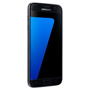 "Samsung Galaxy S7 SM-G930F Noir 32 Go · Reconditionné Smartphone 4G-LTE Advanced IP68 - Exynos 8890 8-Core 2.3 Ghz - RAM 4 Go - Ecran tactile 5.1"" 1440 x 2560 - 32 Go - NFC/Bluetooth 4.2 - 3000 mAh - Android 6.0"