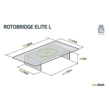 Avis Meliconi Rotobridge Elite L