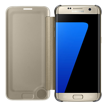 Avis Samsung Clear View Cover Or Samsung Galaxy S7 Edge