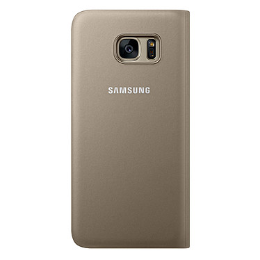 Acheter Samsung Flip Wallet Or Samsung Galaxy S7 Edge
