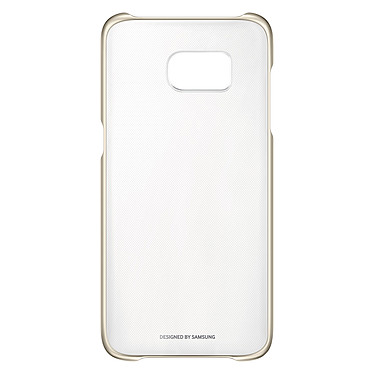 Acheter Samsung Clear Cover Or Samsung Galaxy S7 Edge