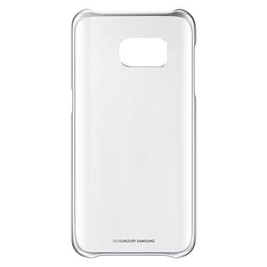 Avis Samsung Clear Cover Argent Samsung Galaxy S7