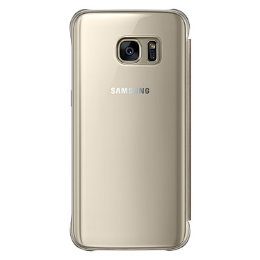 Acheter Samsung Clear View Cover Or Samsung Galaxy S7