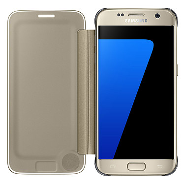 Avis Samsung Clear View Cover Or Samsung Galaxy S7