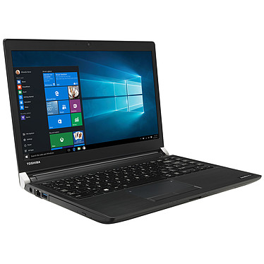"Toshiba Satellite Pro A30-C-10T Intel Core i3-6100U 4 Go 500 Go 13.3"" LED HD Graveur DVD Wi-Fi AC/Bluetooth Webcam Windows 7 Professionnel 64 bits + Windows 10 Professionnel 64 bits"