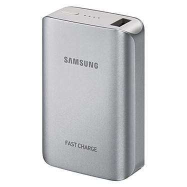 Samsung PowerBank Fast Charge Argent