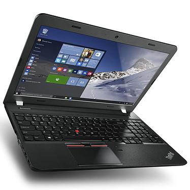 "Lenovo ThinkPad E560 (20EV003AFR) Intel Core i5-6200U 8 Go SSD 256 Go 15.6"" LED Full HD Graveur DVD Wi-Fi AC/Bluetooth Webcam Windows 10 Professionnel 64 bits"