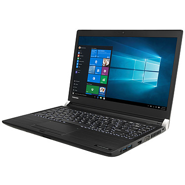 "Toshiba Portégé A30-C-13D Intel Core i5-6200U 8 Go SSD 256 Go 13.3"" LED HD Graveur DVD Wi-Fi AC/Bluetooth Webcam Windows 7 Professionnel 64 bits + Windows 10 Professionnel 64 bits"