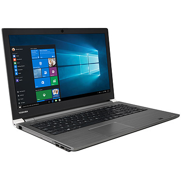 "Toshiba Tecra A50-C-1ZV Intel Core i5-6200U 8 Go SSD 256 Go 15.6"" LED HD Graveur DVD Wi-Fi AC/Bluetooth Webcam Windows 10 Professionnel 64 bits"