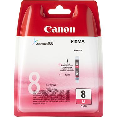 Canon CLI-8M Blister Cartouche d'encre magenta sous blister (13 ml)