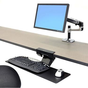 Ergotron Bras pour clavier sous bureau Neo-Flex pas cher