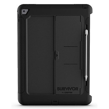 Griffin Survivor Slim for iPad Pro Noir