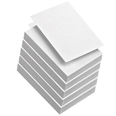 Ramettes de papier 500 feuilles A4 blanc x 5