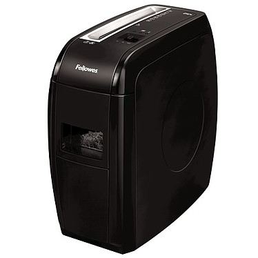 Fellowes Destructeur Coupe Croisée Powershred 21Cs Destructeur de documents 12 feuilles coupe croisée