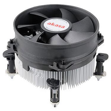 Akasa AK-CCE-7104EP Ventilateur de processeur (pour Socket 775/1156)