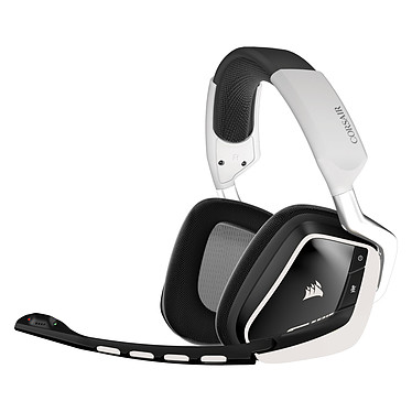 Corsair Gaming VOID RGB Dolby 7.1 Wireless - Edition Blanche
