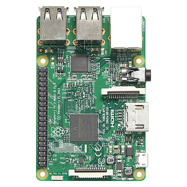 Avis Raspberry Pi 3 Model B