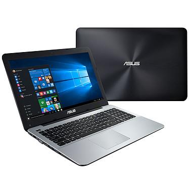 """ASUS F555LA-XX2826T Intel Core i3-4005U 4 Go 1 To 15.6"""" LED HD Graveur DVD Wi-Fi N/Bluetooth Webcam Windows 10 Famille 64 bits (garantie constructeur 1 an)"""