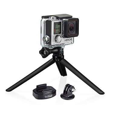 GoPro HERO 4 : Black Edition + U-Shot + Tripod Mount + Mini Tripod pas cher
