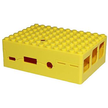 Avis Multicomp Pi-Blox boitier pour Raspberry Pi 1 Model B+ / Pi 2/3 (jaune)