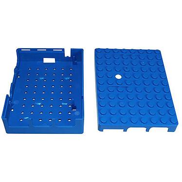 Acheter Multicomp Pi-Blox boitier pour Raspberry Pi 1 Model B+, Pi 2/3 (bleu)