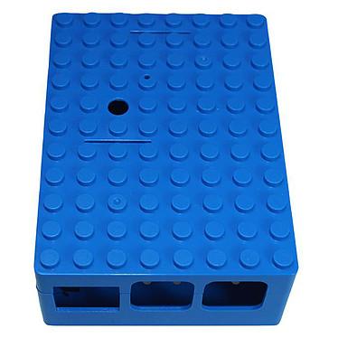 Avis Multicomp Pi-Blox boitier pour Raspberry Pi 1 Model B+, Pi 2/3 (bleu)