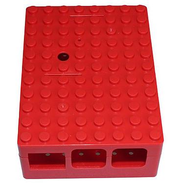 Avis Multicomp Pi-Blox boitier pour Raspberry Pi 1 Model B+ / Pi 2/3 (rouge)