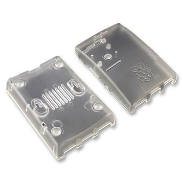 Avis Multicomp boitier pour Raspberry Pi 1 Model B+ / Pi 2/3 (transparent)