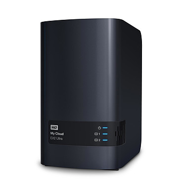 WD My Cloud EX2 Ultra 8 To (2 x 4 To)