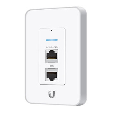 Ubiquiti UniFi AP In-Wall (UAP-IW) Point d'accès In-Wall Wi-Fi