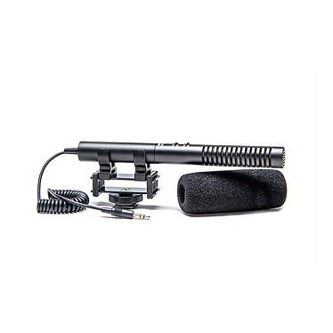 Azden SGM990I Micrófono escopeta unidireccional para smartphone y tableta (iOS, Android)