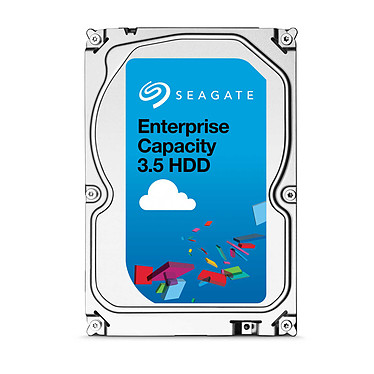 Avis Seagate Enterprise Capacity 3.5 HDD SAS 12 Gbit/s 6 To