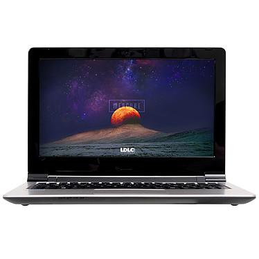 "LDLC Mercure ML3-8-S2-H10 Intel Celeron N3150 8 Go SSD 240 Go 11.6"" LED HD Graveur DVD externe Wi-Fi N/Bluetooth Webcam Windows 10 Famille 64 bits"