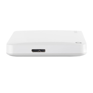 Toshiba Canvio Connect II 2 To Blanc pas cher