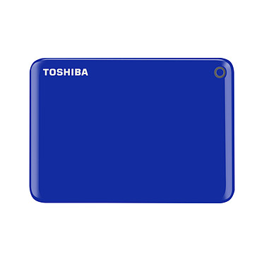 Acheter Toshiba Canvio Connect II 2 To Bleu