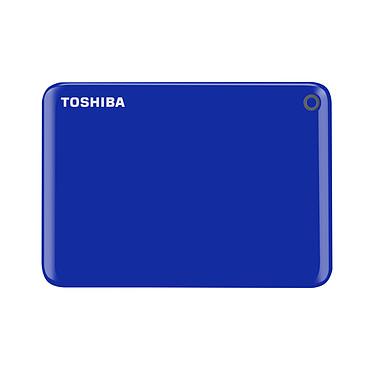 Acheter Toshiba Canvio Connect II 3 To Bleu