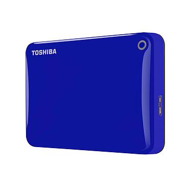 Avis Toshiba Canvio Connect II 2 To Bleu