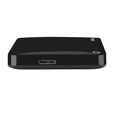 Toshiba Canvio Connect II 3 To Noir pas cher