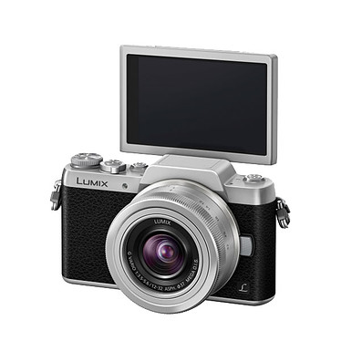 Avis Panasonic DMC-GF7 + 12-32 mm Noir/Argent · Occasion