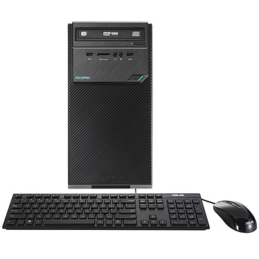 ASUS D320MT-I36098005CB Intel Core i3-6098P 4 Go 1 To Graveur DVD Windows 10 Professionnel 64 bits