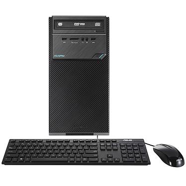 ASUS D320MT-I36100007R Intel Core i3-6100 4 Go SSD 128 Go + HDD 1 To Graveur DVD Windows 10 Professionnel 64 bits