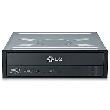 LG BH16NS55 Retail Blu-ray, M-Disc y DVD Super Multi DL - Grabadora Serial ATA (con cable y accesorios)