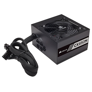 Comprar Corsair CX650M 80PLUS Bronze