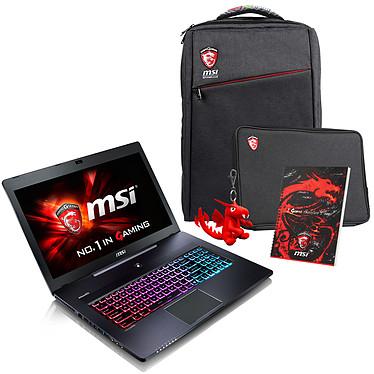 MSI GS70 6QD-022FR Stealth + Pack Spécial Printemps OFFERT + Extension de garantie 1 an supplémentaire